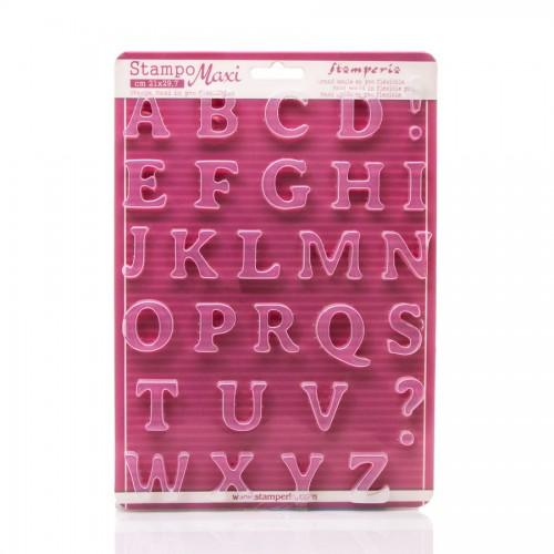 Painduvast Pvc Plastikust Vormid,Alphabet A4