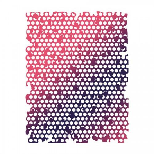 Sabloon  20X25Cm/0,2Mm  Texture