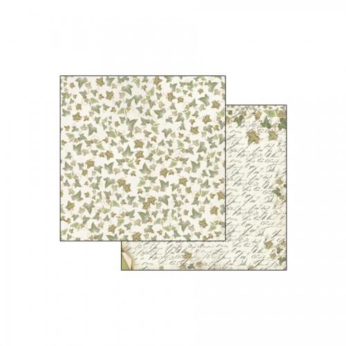Scrapbookingu Paber 30X30-  Texture Ivy