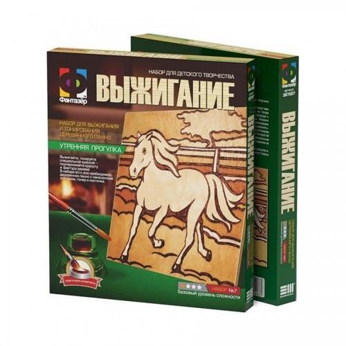 367007E Pilt Graveerimiseks  #7 «Hobune»