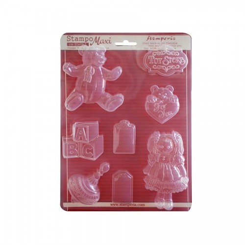 Soft Maxi Mould - Toy Store