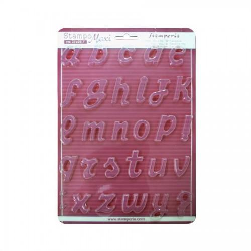 Soft Maxi Mould - Alphabet