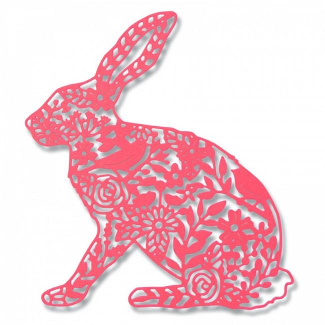 Формы Для Вырубки Thinlits  Wild Rabbit