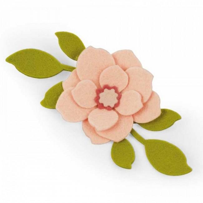 Форма Для Вырубки Bigz Asian Flower