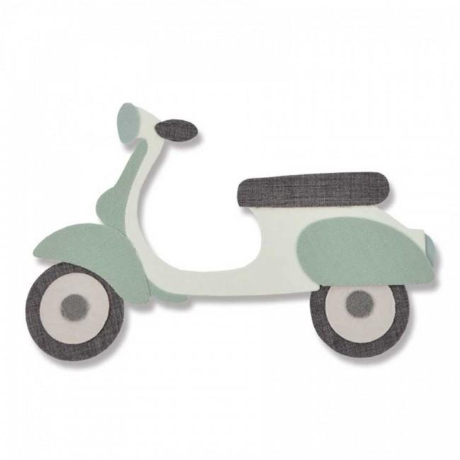 Формы Для Вырубки Bigz  Moped