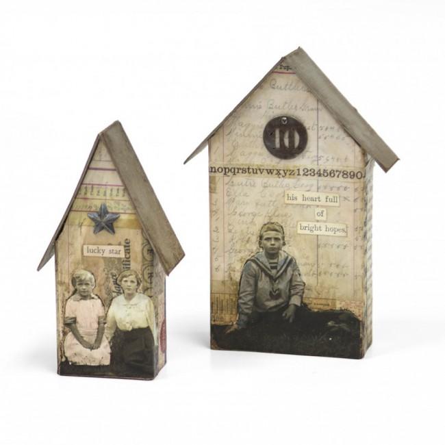 Формы Для Вырубки Bigz L Tiny Houses