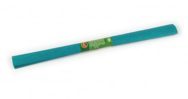 Креповая Бумага 2000X500mm Зеленовато-голубой
