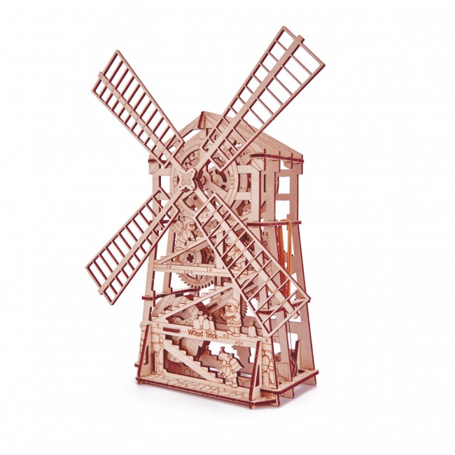 Souvenir and collectible model «Mill»