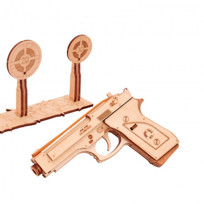 Souvenir and collectible model «Gun»