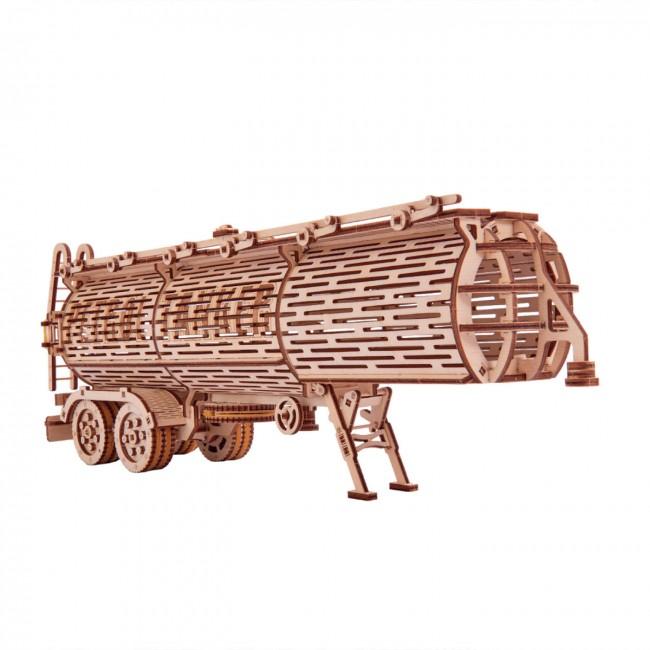 Souvenir and collectible model «Tank trailer» (add