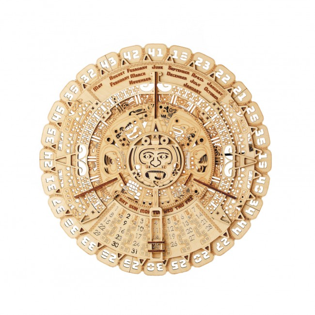 "Souvenir and collectible model ""Mayan Calendar"""