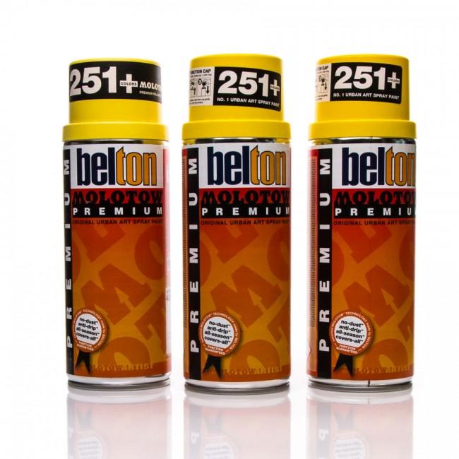 Аэрозольная краска - Premium 400 ml MOLOTOW