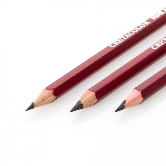 Чернографитные карандаши Cretacolor