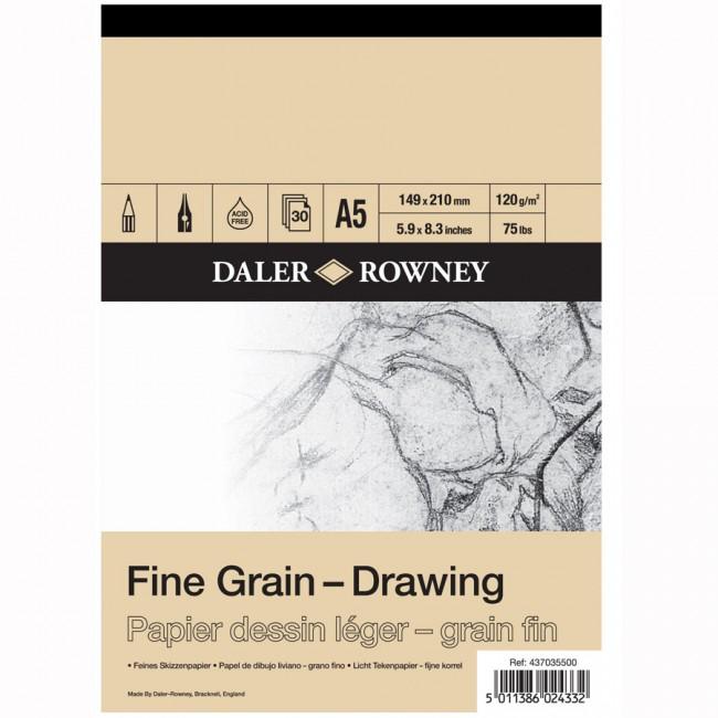 Блок Для Графики A5 120Gr  Daler-Rowney