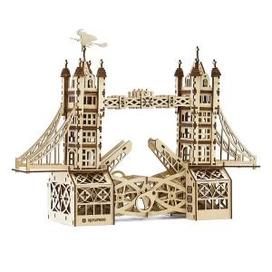 Конструктор из дерева, модель Тауерский мост