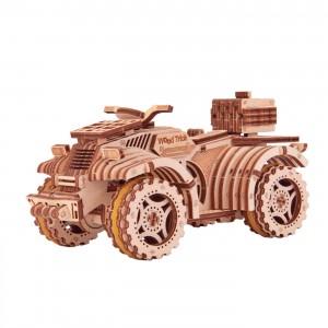 Souvenir and collectible model «Quad bike»