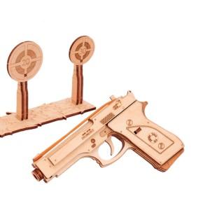Souvenir and collectible model «Gun»