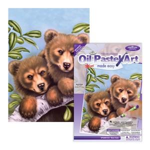 Набор Для Рисования Медвежата