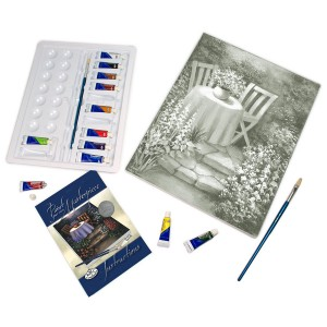 Набор Для Рисовани  Garden Table