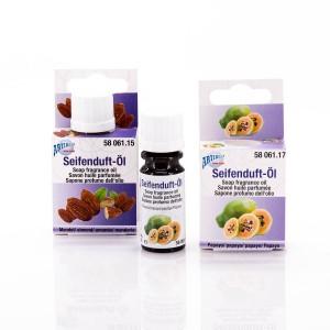 Ароматические масла для мыла Sapolina