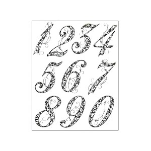Anniversary Numbers