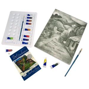 Набор Для Рисования Mountain Road