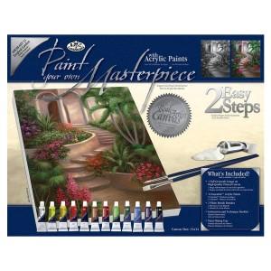 Набор Для Рисования Tropical Larden