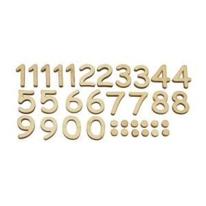 Заготовки  Цифры 35Шт.Stamperia