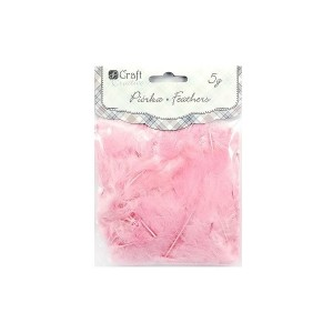 Перья Pink 5Г  Dalprint