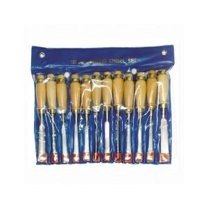 Набор Компактных Стамесок Conda (12 Шт)