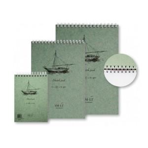 Альбом Для Эскизов A4 120L  80 Г/См2