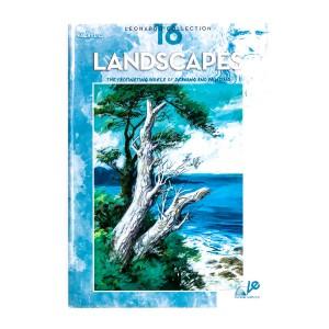 """Книги """"Коллекция Леонардо"""", Nr.16  """"Пейзажи"""""""
