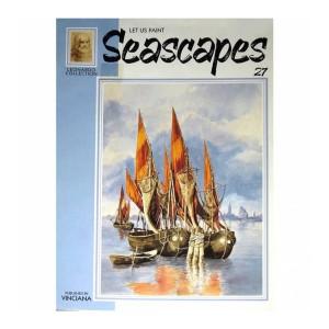 "Книги ""Коллекция Леонардо"", Nr.27 ""Морские Пейзажи"