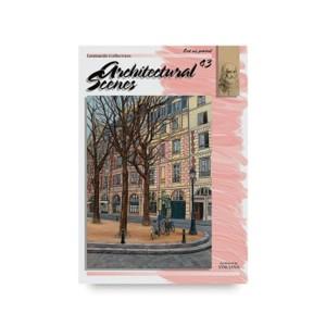 """Книги """"Коллекция Леонардо"""", Nr.43 """"Архитектура"""""""