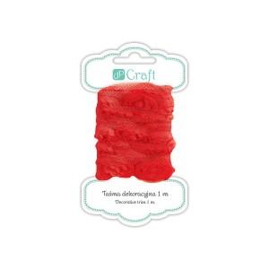 Декоративная Лента, 1М - Scarlet