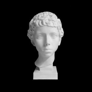 Гипсовая Модель Голова Мальчика Ливийца