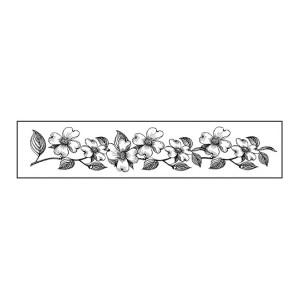 Резиновый Штамп  4Х18См.