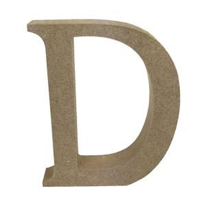 Mdf Letter Blank  D