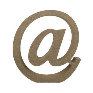 Mdf Letter Blank