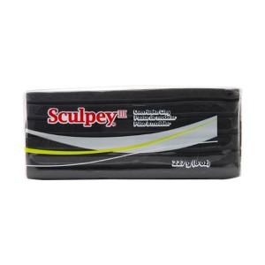Sculpey Iii - Black 227G