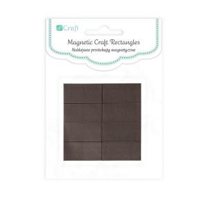Магнитные Прямоугольники - 1,27 Cm X 2,5Cm, 12 Шт.