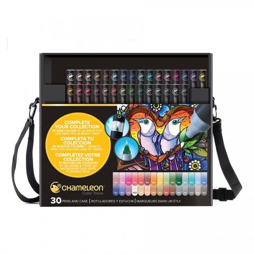 Chameleon 30-Pen Deluxe Set