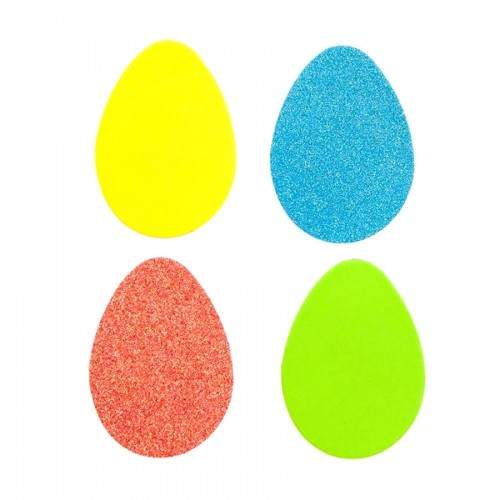 Наклейки Из Пенки - Яйца, 8 Шт.