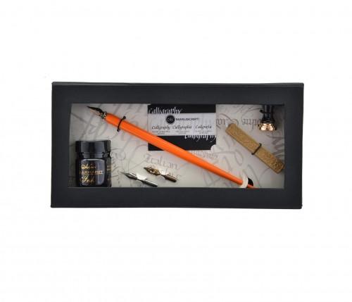 Набор для каллиграфии Pen & Mini Seal set