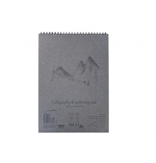 Calligraphy & Lettering  pads Authentic.100 gsm A4