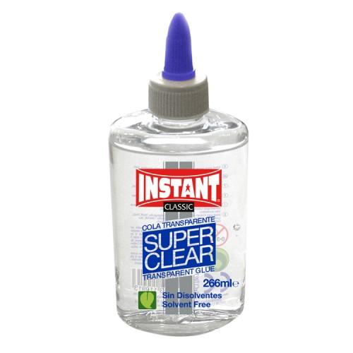 Instant Transparent Liquid Glue Superclear 266ml.