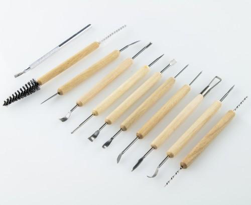 Clean-up tool kit set 11pcs