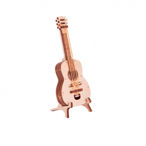 "Souvenir and collectible model Woodik ""Guitar"""