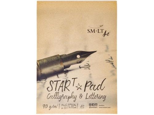 Альбом для каллиграфии и письма A5 90g 30l. SMLT