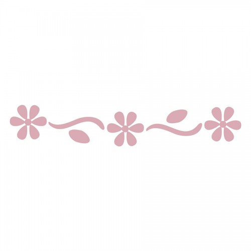 Дыроколы (Бордюрные), Цветы